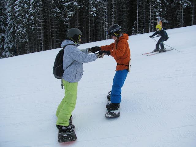 уроки сноуборда на буковеле