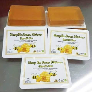 HONEY BEE VENOM PLATINUM SMOOTH BAR