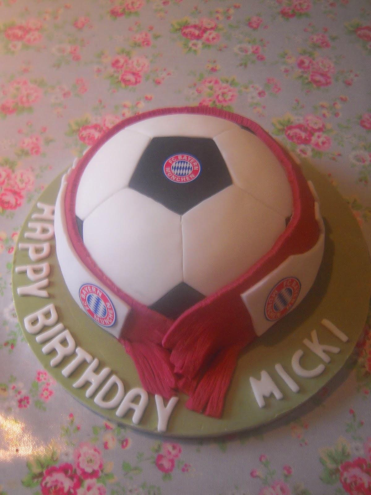 FC Bayern Mnchen Cake FC Bayern Mnchen Torte t