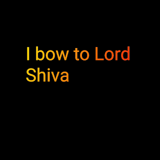 meaning of Om Namah Shivaya in English