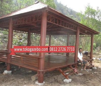 Gazebo Glugu Resto Rumah Makan