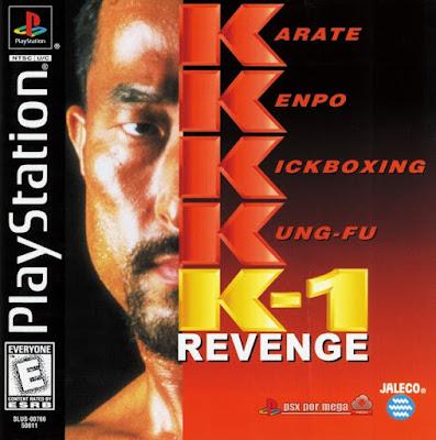 descargar k-1 revenge psx mega