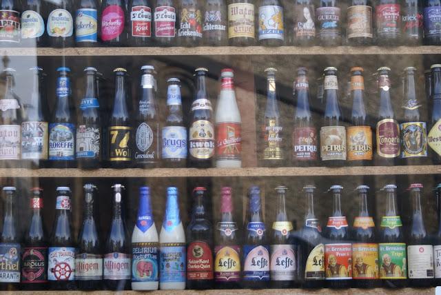 Beer in Ghent
