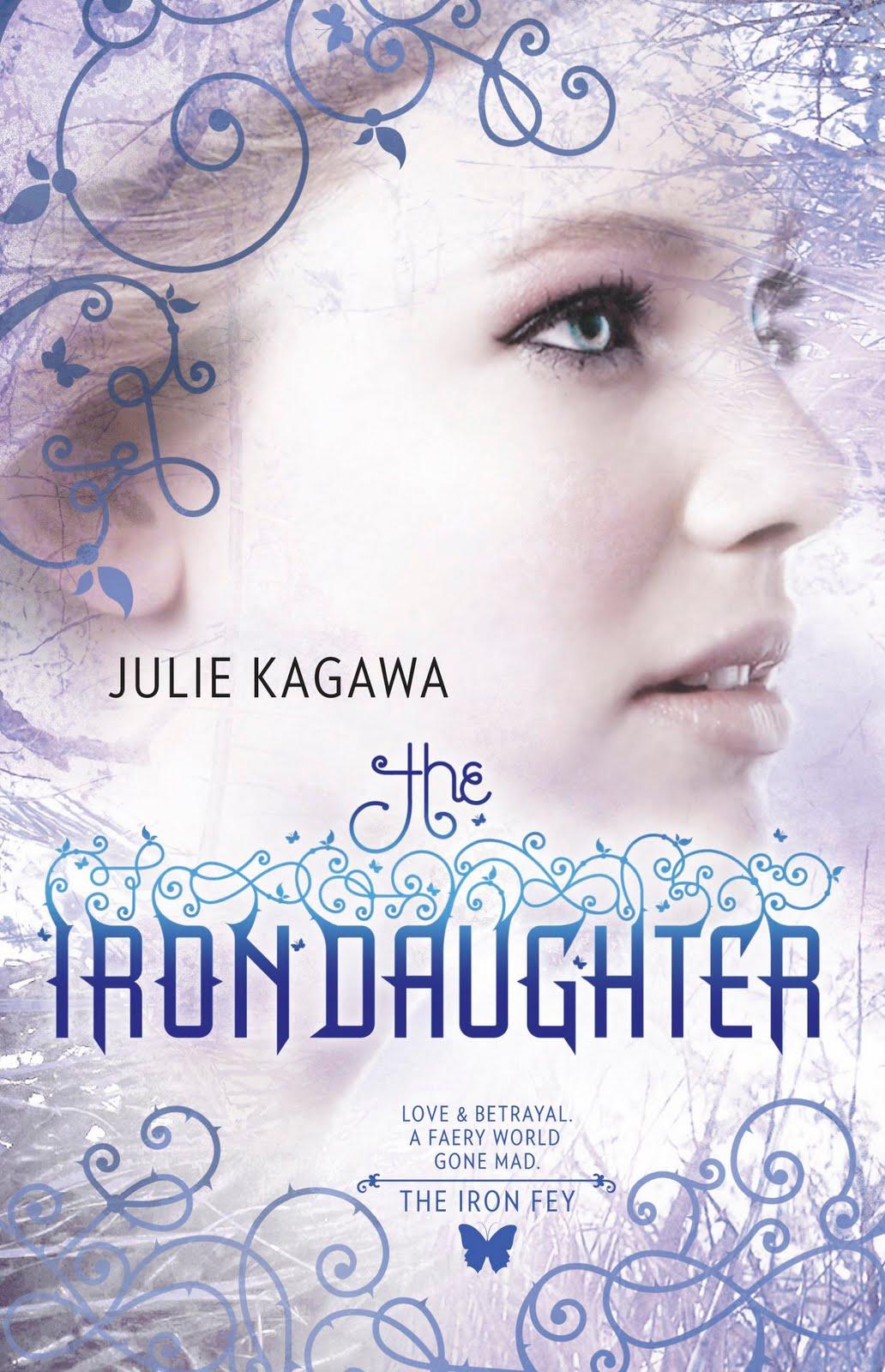 The iron daughter – Julie Kagawa