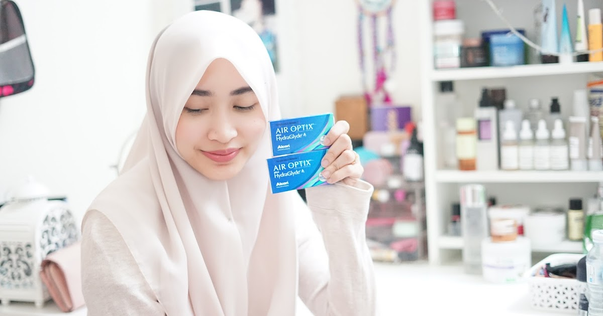 Air Optix Plus Hydraglyde Review My Current Everyday