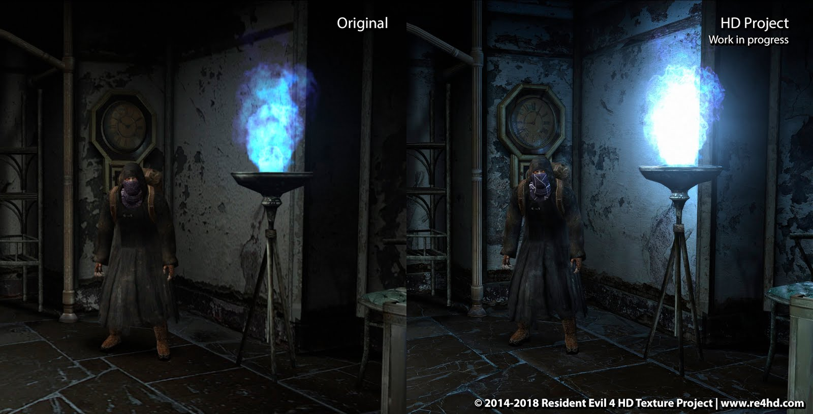RE4] Resident Evil 4 HD Project - | MixMods | Mods para GTA