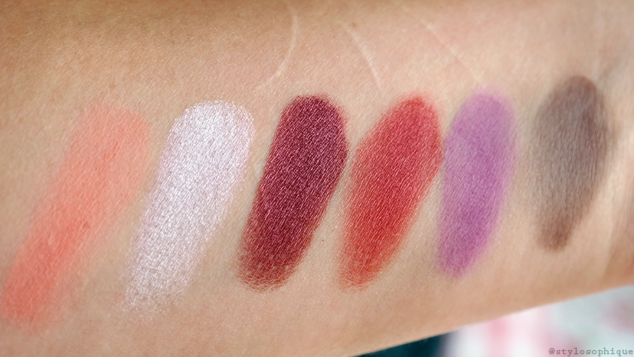 NEVE COSMETICS, Mutations, swatch, collezione, review, opinioni