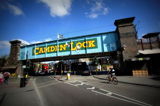Canali Lock-Londra