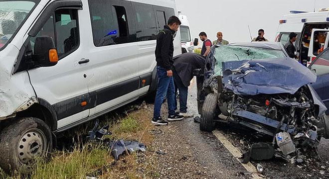 Hani Kuyular Beldesi belediye başkan eski adayı Ahmet Tarhan trafik kazasında hayatını kaybetti