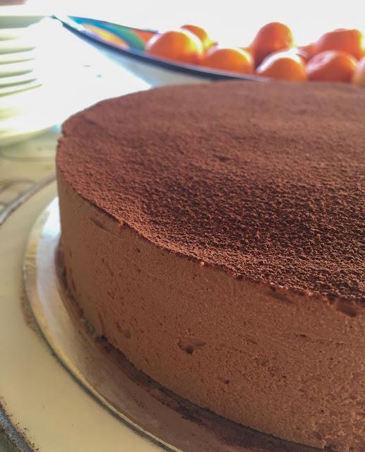 Sweet Kwisine, chocolat, amandes, royal, cap patisserie, mousse, sans gluten, cuisine antillaise,