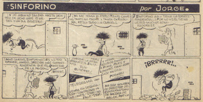 Sinforino, Jorge, El DDT nº 53