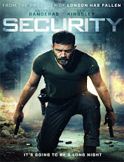 pelicula Security (2017)