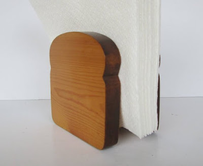 Bread Slice Napkin Holder