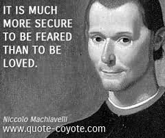 lao tzu and machiavellis view of Machiavelli's best quotes thoughtco (accessed april 5, 2018) copy citation continue reading.
