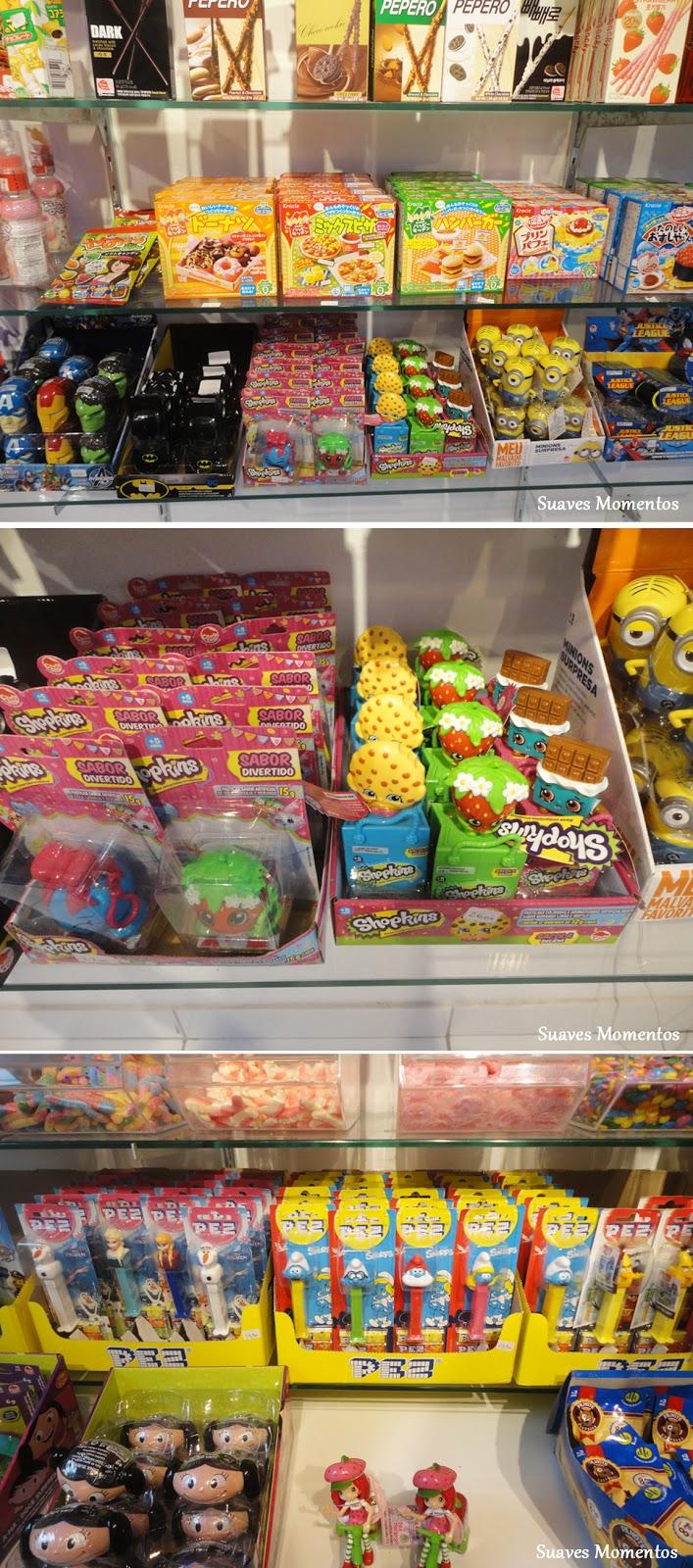 Loja de balas e doces em Penedo RJ