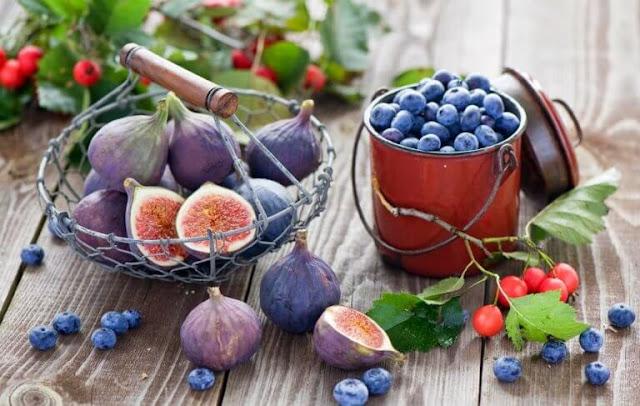 manfaat buah tin kering