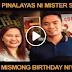 Panoorin | Mister pinalayas ang kanyang Misis sa mismong Birthday nito.