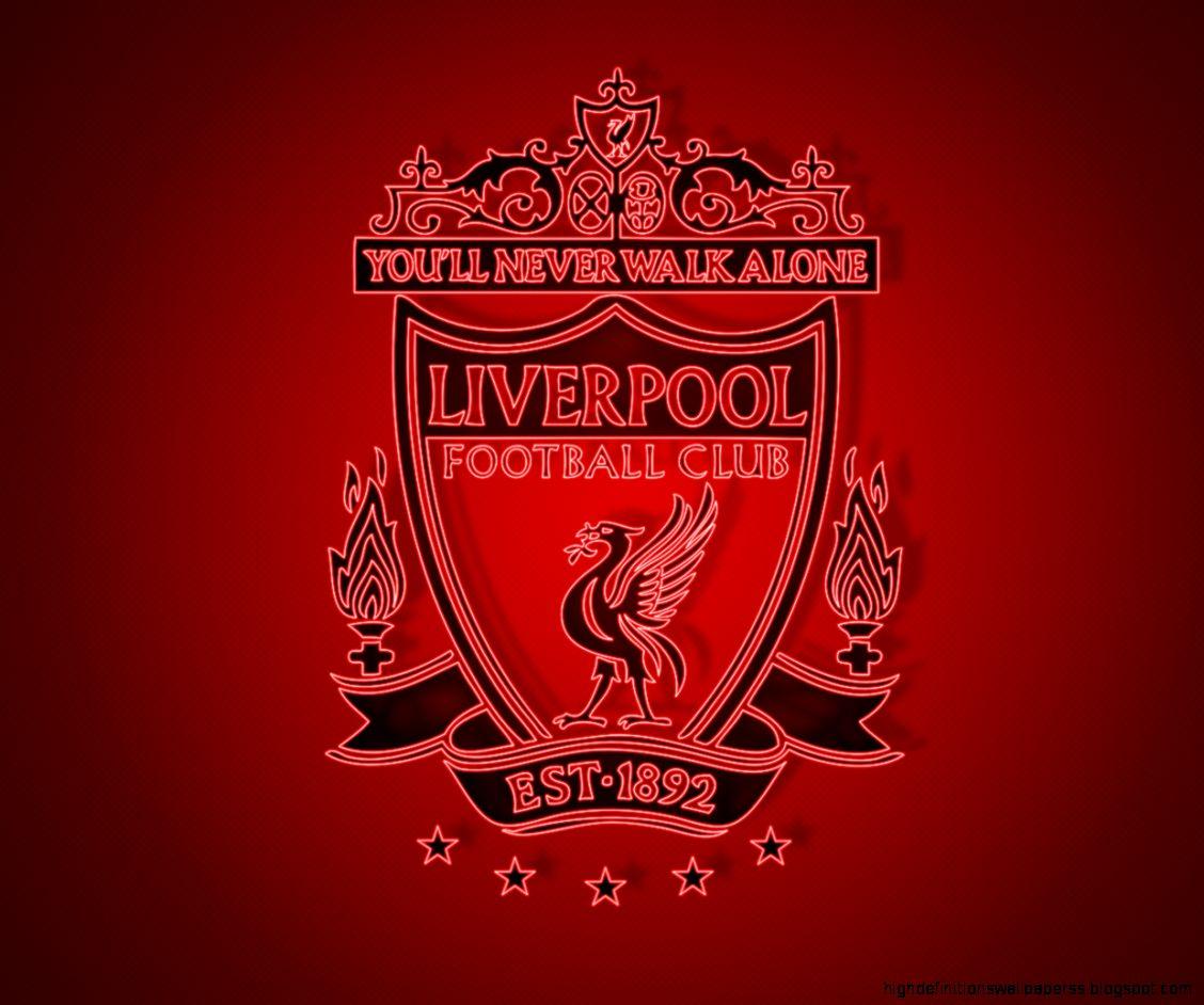 Liverpool Logo Sport 3D Gold Hd Wallpaper Desktop
