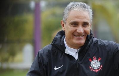 Tite é o novo treinador da seleção brasileira