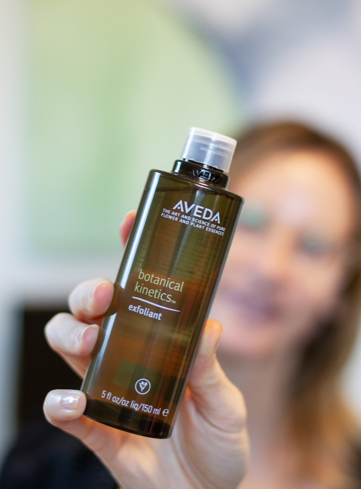 Aveda Exfoliant Product shot