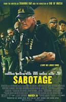 Sabotage (2014) online y gratis