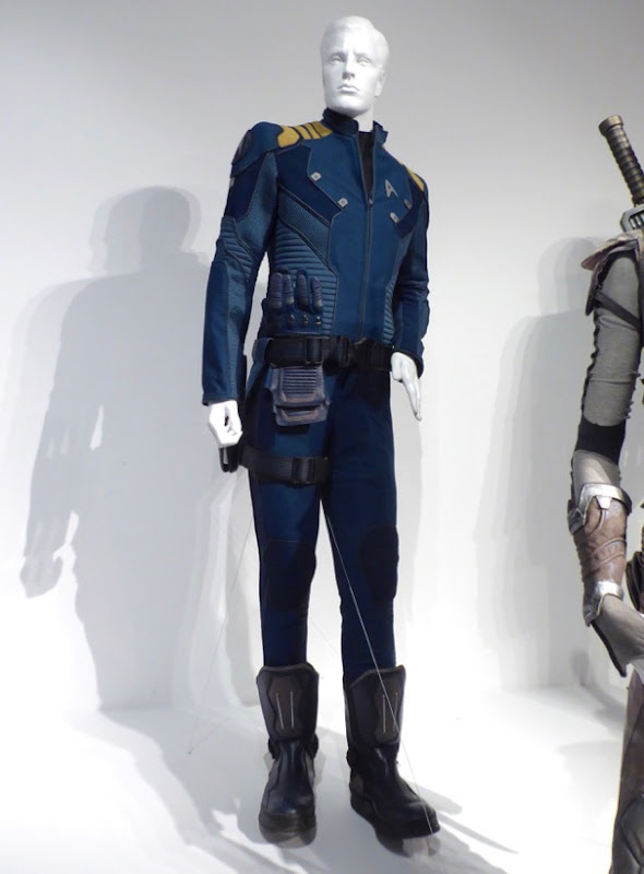 Pavel Chekov Star Trek Beyond Starfleet Survival Suit