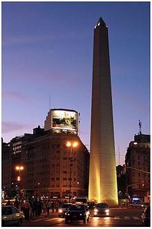 #Travel - O que quero ver em Buenos Aires Obelisco