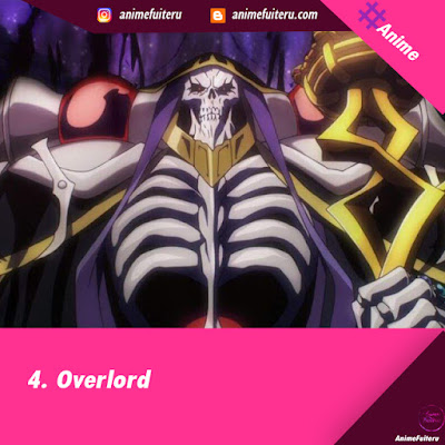 5 Rekomendasi Anime Overpowered Epic Battle