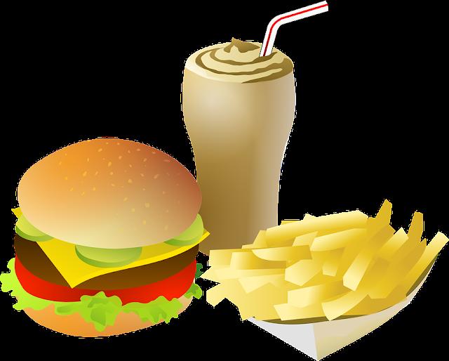 Hindari Layanan Drive Thru, Cara Cermat Memesan Menu Fast Food Rendah Kalori