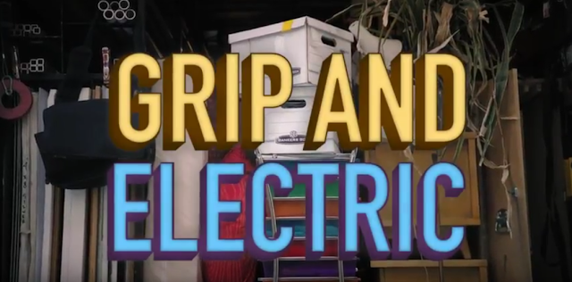 Grip and Electric henry thomas