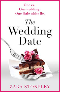 Book cover of The Wedding Date by Zara Stoneley