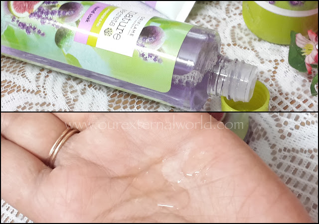 Oriflame Nature Secrets Manicure Set Lavender & Fig - Review, how to do a manicure, Indian Beauty Blog