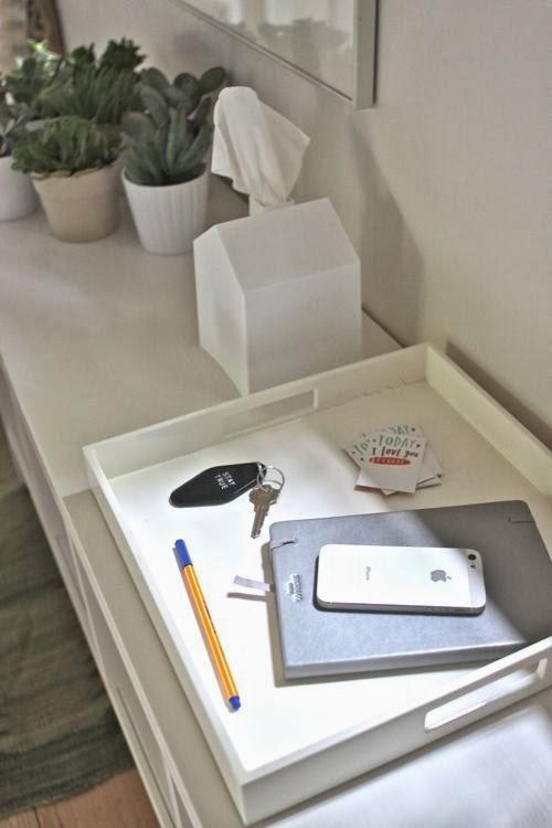 7 pasos para mantener el orden en casa decoraci n - Muebles de entrada ikea ...