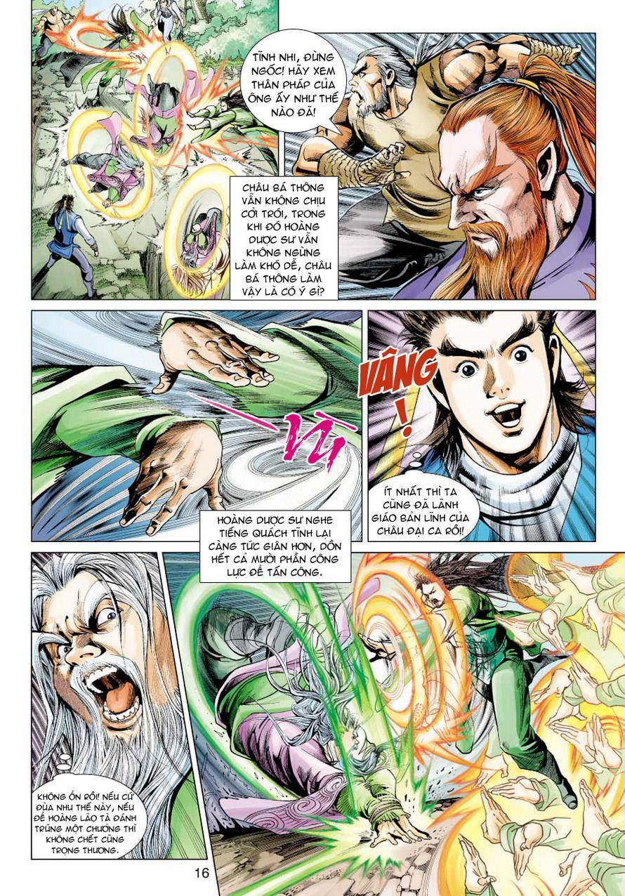 Anh Hùng Xạ Điêu anh hùng xạ đêu chap 49 trang 16