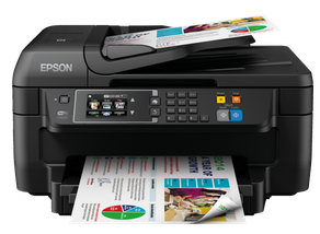 Epson WF-2660DWF Driver Download - Windows, Mac