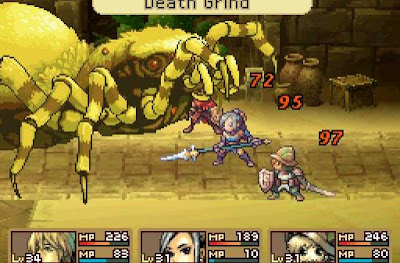 Radiant Historia: Perfect Chronology Screenshot 3