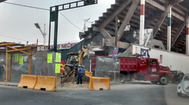 Bombonera futbol Toluca
