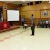 """Brigjen TNI.M.Sabrar: """" Kembangkan Dan Kuasai Ilmu Jurnalistik."""""""