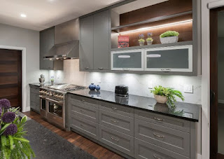 Custom kitchen cabinet benefits