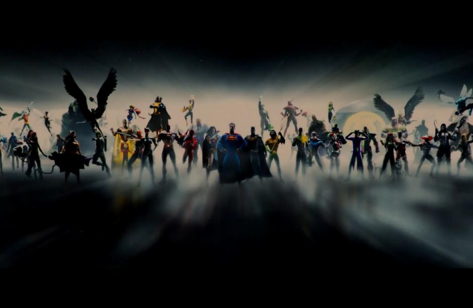 Warner Bros. revela seus próximos filmes do Universo DC | CCXP17
