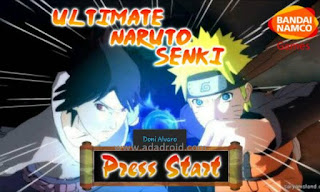 Naruto Shippuden: Ultimate Naruto Senki 2 by Doni Apk