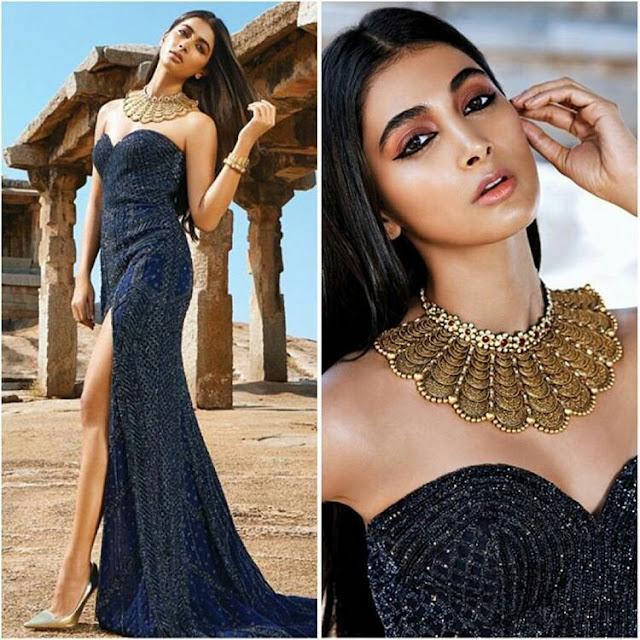 Pooja hegde Hello India Magazine Photoshoot