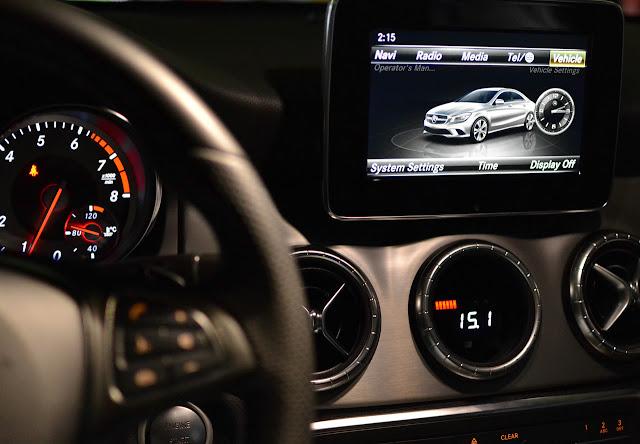 Mercedes -Benz A-Class  interior
