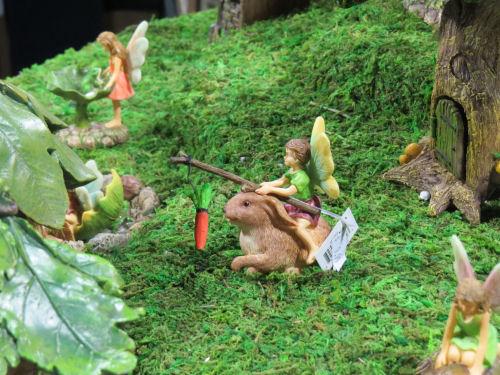 Fort Wayne Home and Garden Show fairy village