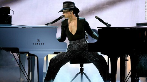 alicia keys grammy awards 2019