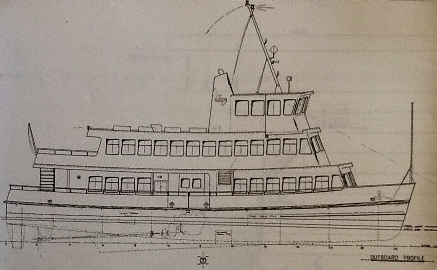 Sydney Ferry Blog: The Story of the First Fleet Ferries