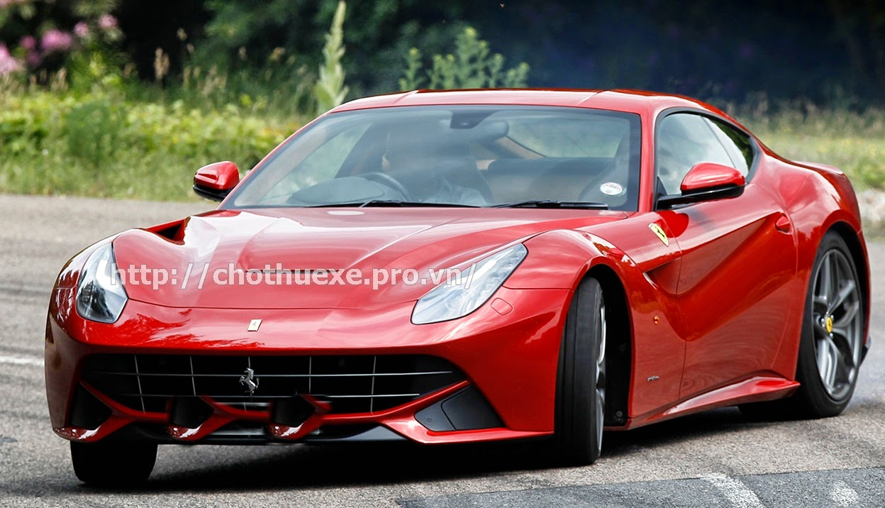 Cho thuê siêu xe Ferrari 360 Italia 2