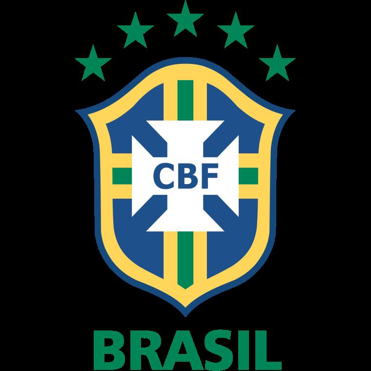 Logo Timnas Sepakbola Brasil