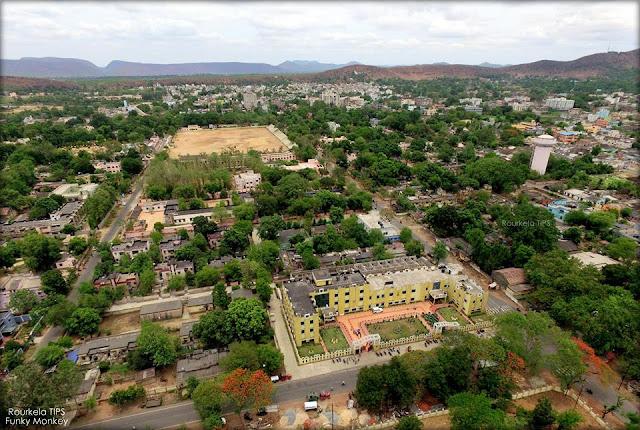 Bird Eye View Of Uditnagar