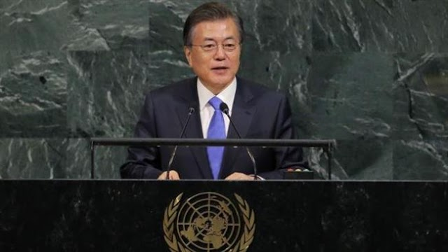 South Korea's President Moon Jae-in 'to continue phasing out nuclear power'